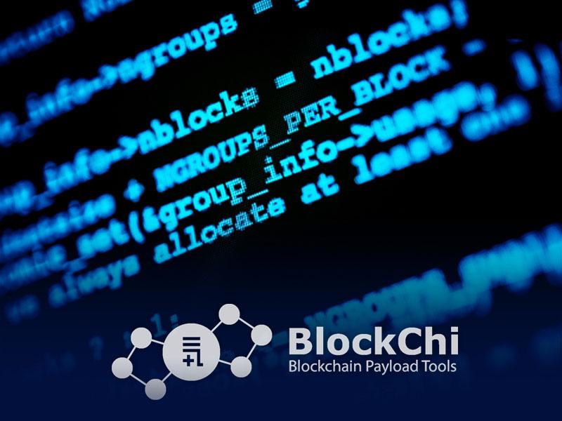 BlockChi Ethereum - Blockchain Data Storage